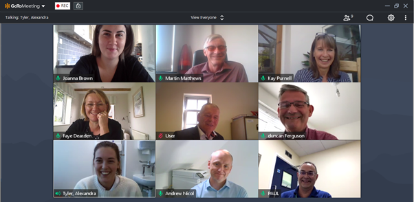 OETT Trustee Meeting Goes Virtual