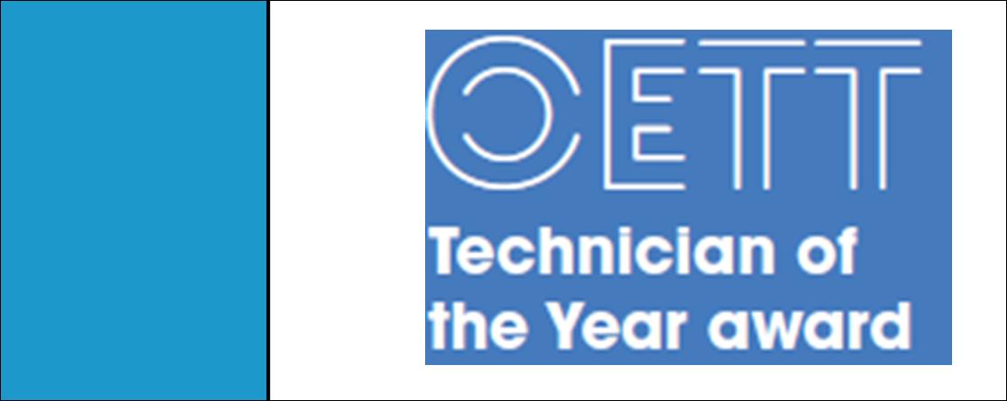 OETT Technician of the Year Award